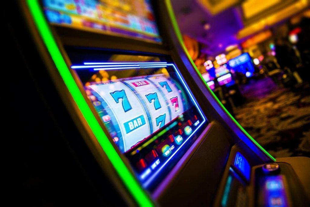 gambling club slot